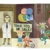 Oggi, 28 ottobre 2014, Google omaggia con un doodle Jonas Salk, l'inventore del vaccino contro la poliomielite. Salk nacque a New York il 28 ottobre del 1914 e morì il 23 giugno 1995 a La Jolla, in California. Lo studioso americano fece la straordinaria scoperta nel 1953, diventando famoso in tutto il mondo. Tutti noi continua..