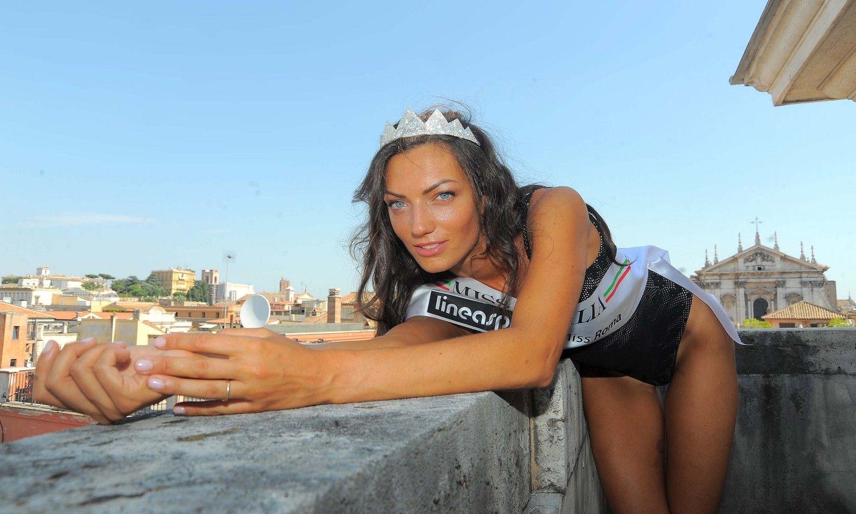 Claudia Guidi Miss Roma