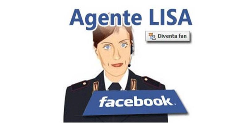 Agente Lisa: Successo su Facebook