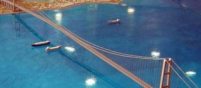 Ponte sullo Stretto di Messina: Alfano favorevole