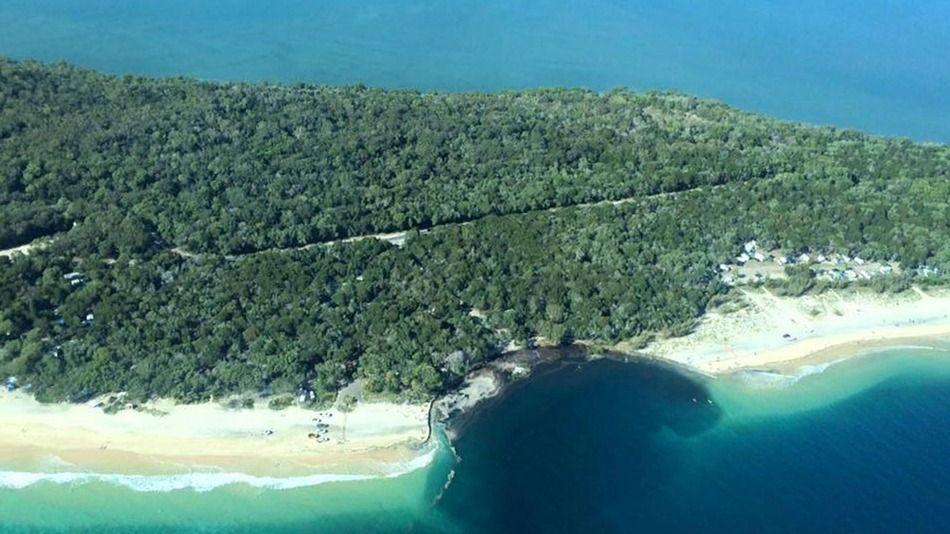 Australia, Sinkhole Inghiotte Campeggio