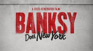 Bansky does New York