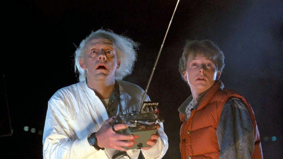 Ritorno al Futuro: 20 Ottobre 2015 al Cinema