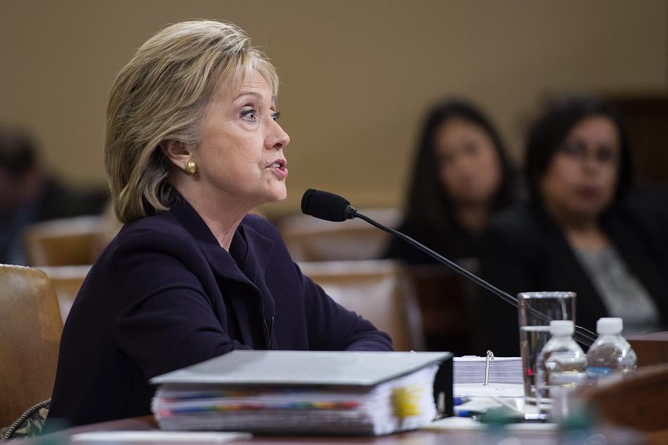 Hillary Clinton Interrogata dai Repubblicani su Attentato Bengasi