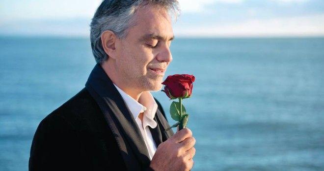 Andrea Bocelli Onora Cinema con 15esimo Disco