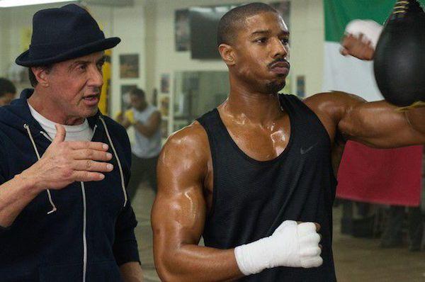 Creed - Nato per Combattere, Rocky Balboa Allena Figlio Apollo Creed
