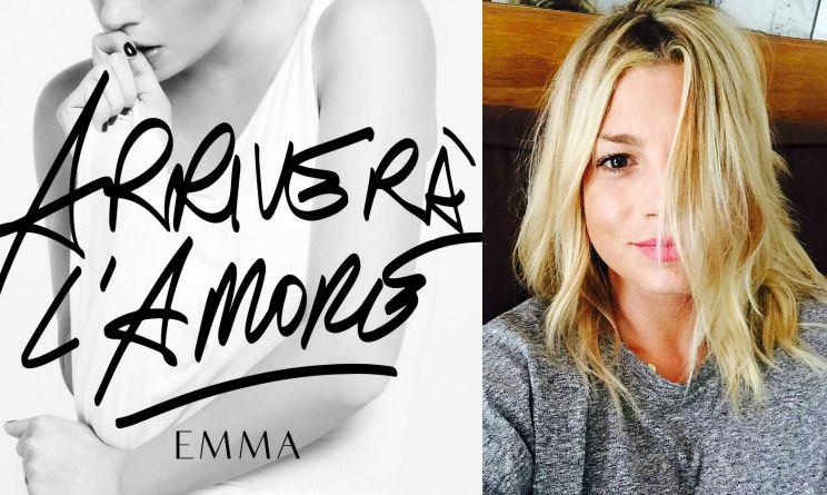 """Emma, Cover """"Arriverà l'Amore"""""""