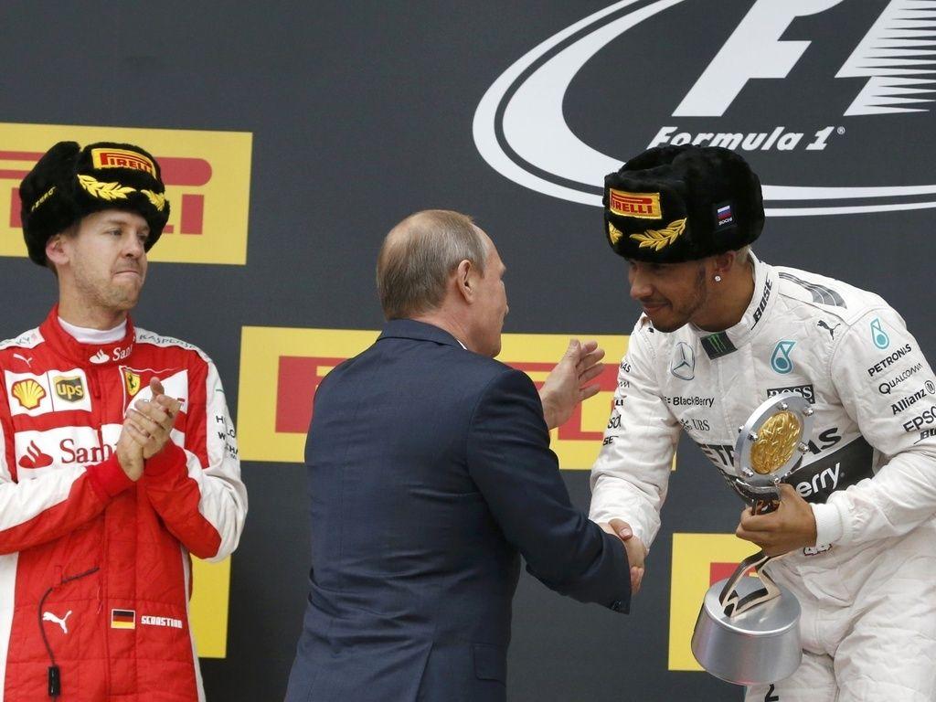 Gp di Russia: Hamilton Vince, Rosberg Out