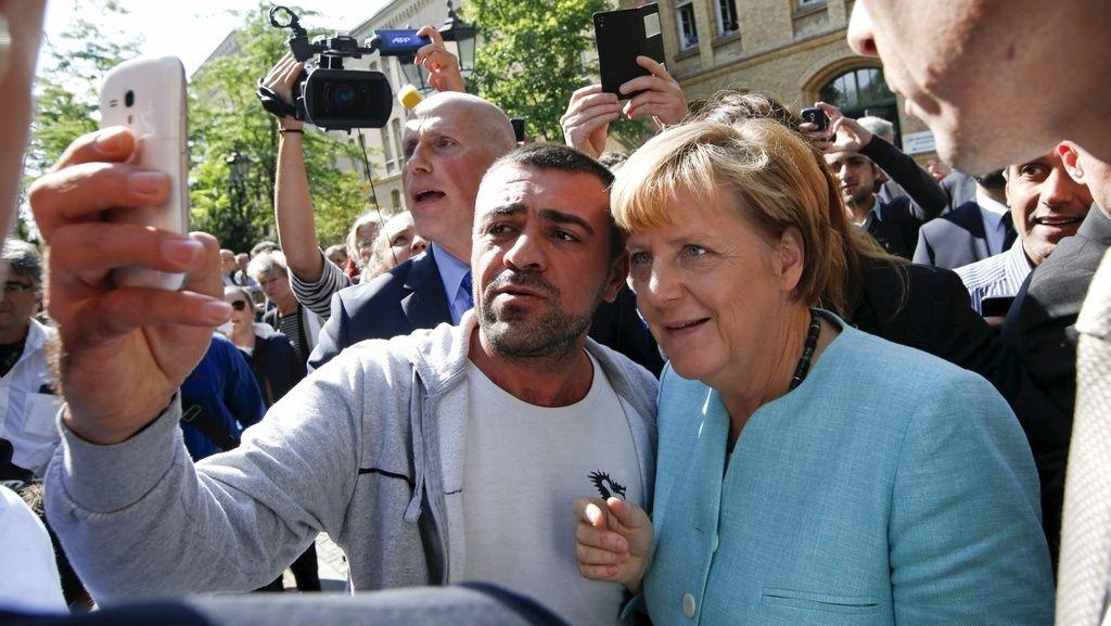 """Germania, Merkel: """"Non Accoglierei mai Migranti in Casa Mia"""""""