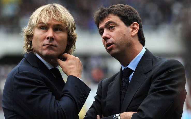 Juventus, Nedved Diventa Vicepresidente