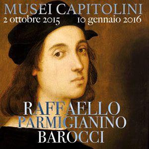 Raffaello: Mostra ai Musei Capitolini