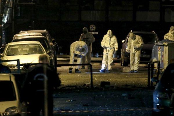Grecia, Scoppia Bomba ad Atene: Anarchici?