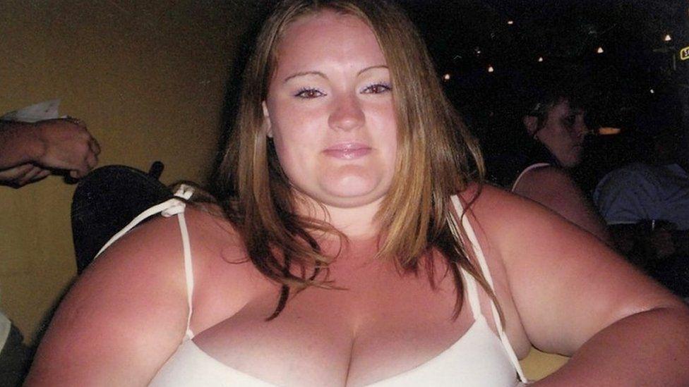 Cheryl Blythe: Dimagrimento Record, 90 Kg in 18 Mesi