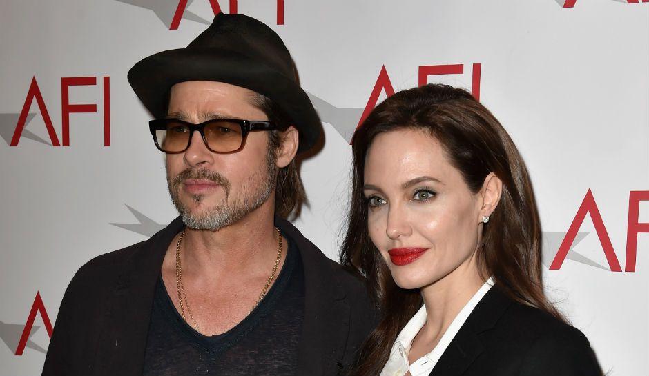 Angelina Jolie e Brad Pitt: Matrimonio Informale