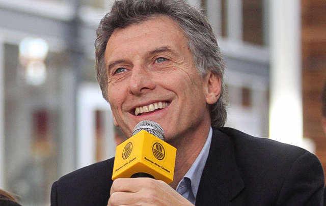 Mauricio Macri Nuovo Presidente Argentina