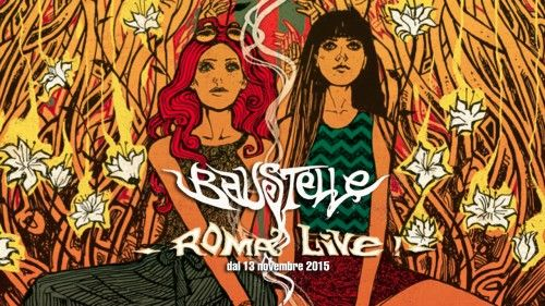 """Baustelle, """"Roma Live!"""" Disco del Rinnovamento"""