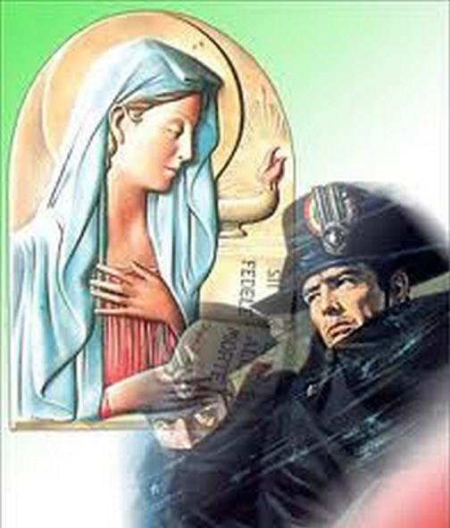 Carabinieri Festeggiano Virgo Fidelis