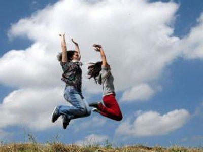 Felicità Dipende da Dimensioni Precuneo