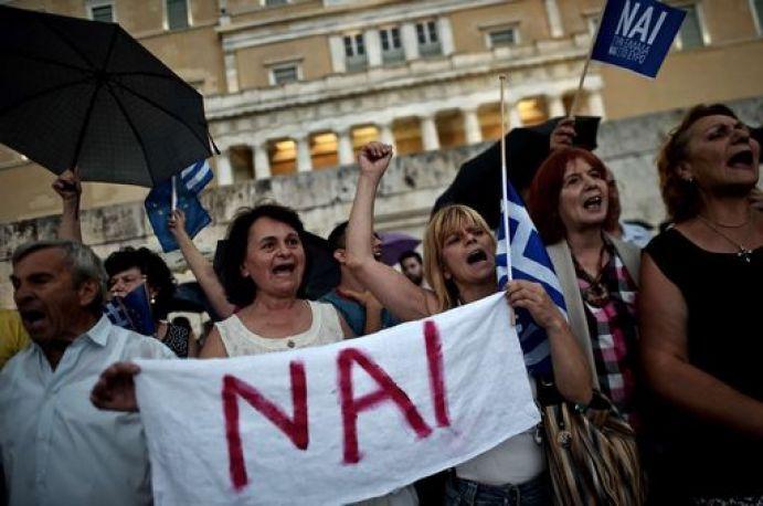 Grecia, Sindacati in Piazza contro Austerity Tsipras