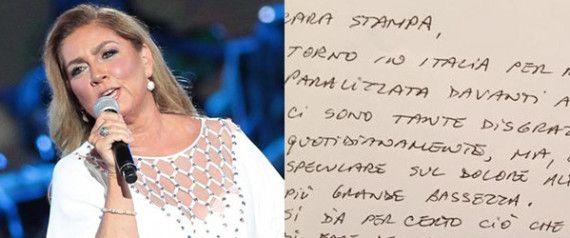 Romina Power soffre per Ylenia e impone silenzio stampa