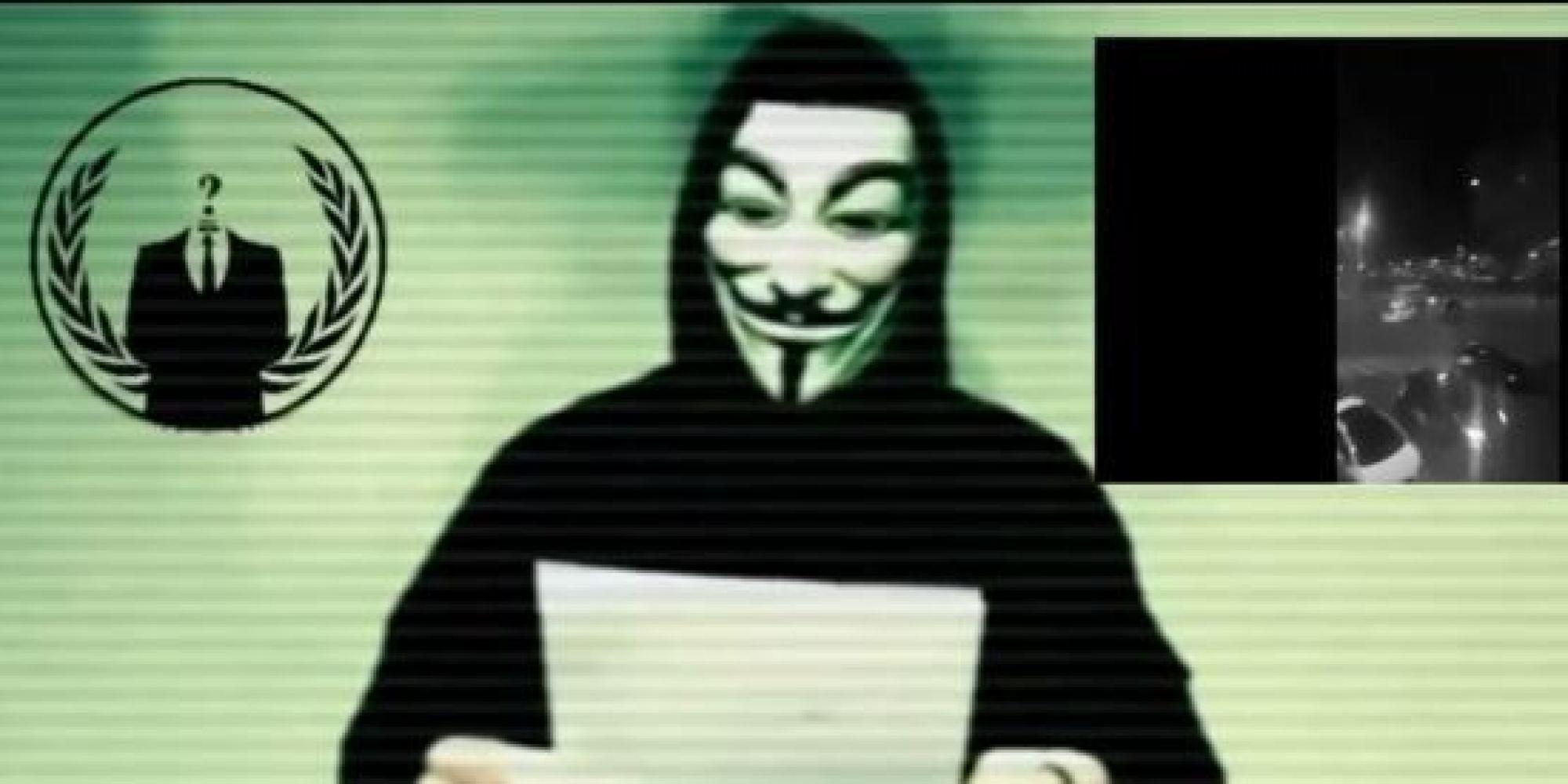 Anonymous Inizia Crociata contro Isis dopo Attentati a Parigi