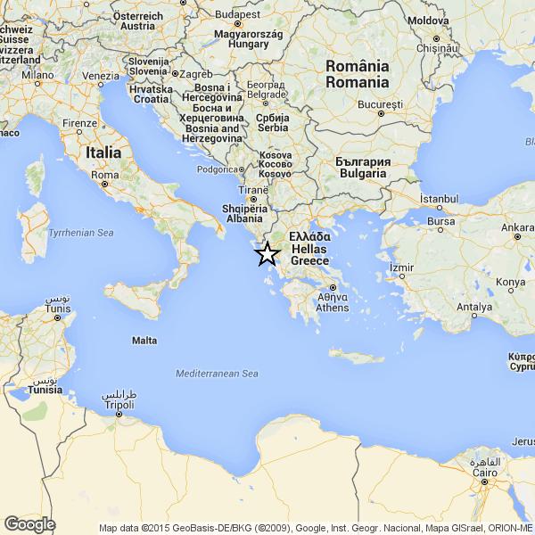Terremoto in Grecia Avvertito anche nel Salento