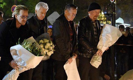 U2 a Parigi il 7 e l'8 dicembre