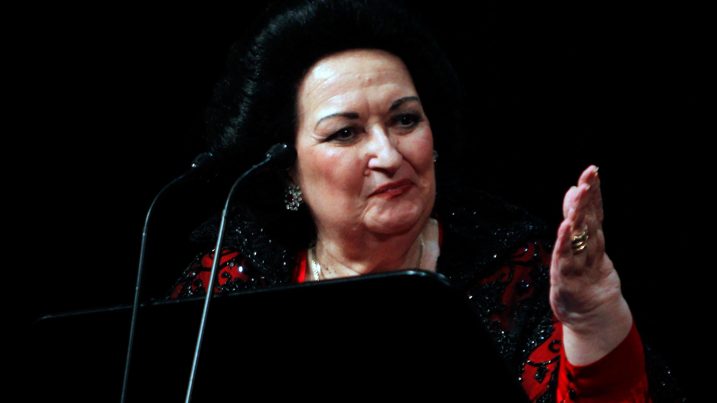 Monserrat Caballé condannata per frode fiscale