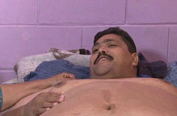 Andres Moreno, uomo più grasso al mondo, è morto
