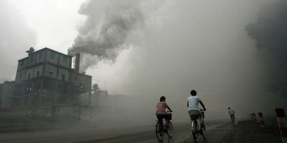 Cop21 2015: emissioni CO2 in calo