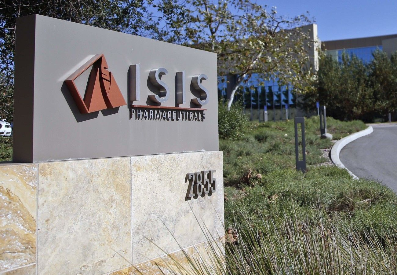 Isis Pharmaceuticals cambia nome