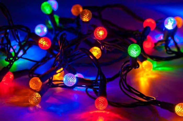 Wi-Fi: segnale pessimo con luci natalizie