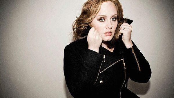 Adele dimagrita