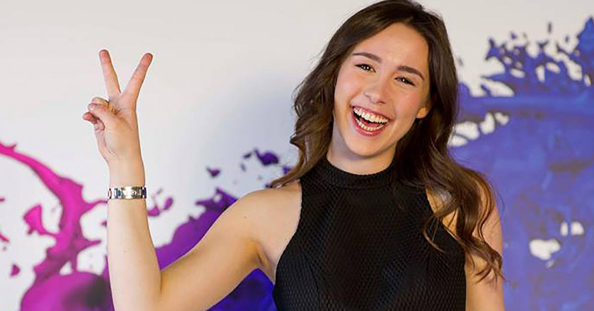 Aurora Ramazzotti entusiasta Daily X Factor