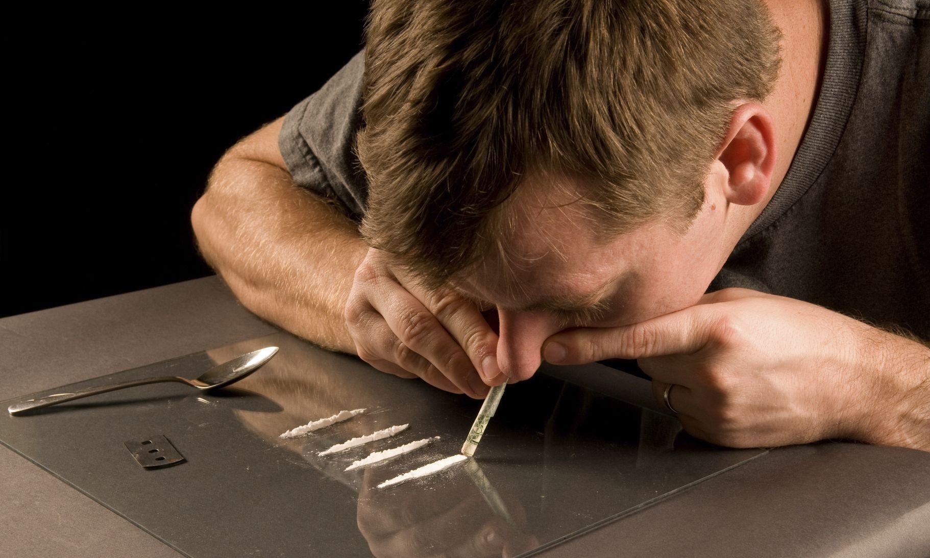 Cocaina: dipendenza addio con scosse al cervello'