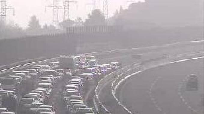 Rimini, incidente mortale su A14