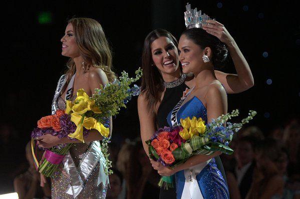 Miss Universo 2015 è Miss Thailandia