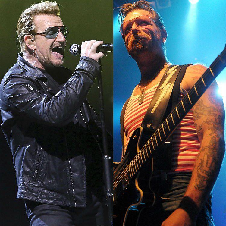 U2 e Eagles of Death Metal: concerto a Parigi