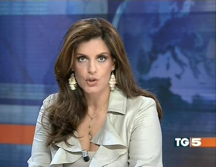 Cristina Bianchino malore Tg5