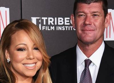 Mariah Carey: terzo matrimonio con James Packer