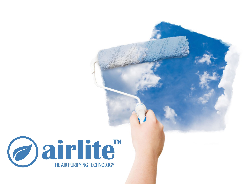 AIRLITE: vernice antismog