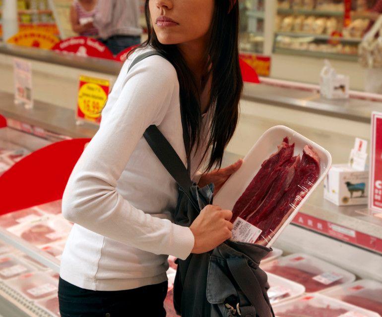 Furti supermarket: vini e liquori in pole position