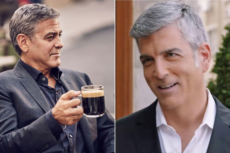 Sosia George Clooney in spot caffè, Nespresso cita in giudizio azienda