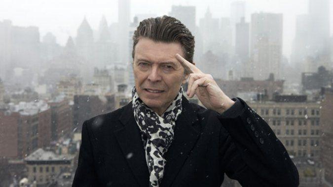 """David Bowie ha compiuto 69 anni e si è regalato """"Blackstar"""", il suo nuovo disco."""