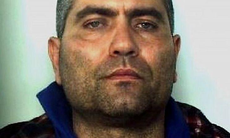 Fabio Perrone, criminale evaso lo scorso novembre dal Vito Fazzi di Lecce è stato ritrovato a Trepuzzi