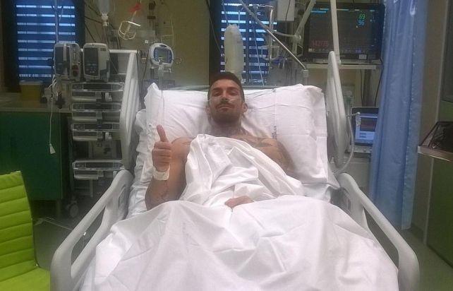 Meningite, Giannessi si risveglia dal coma e invita alla vaccinazione