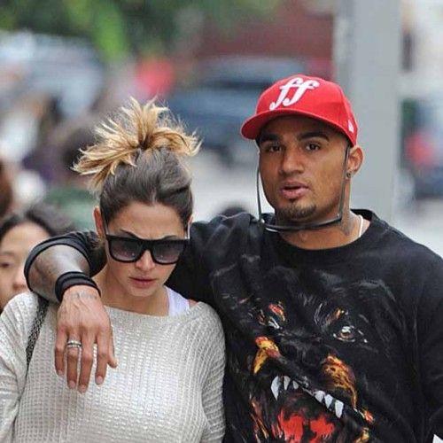 Melissa Satta e Boateng non si sposano: problemi in famiglia