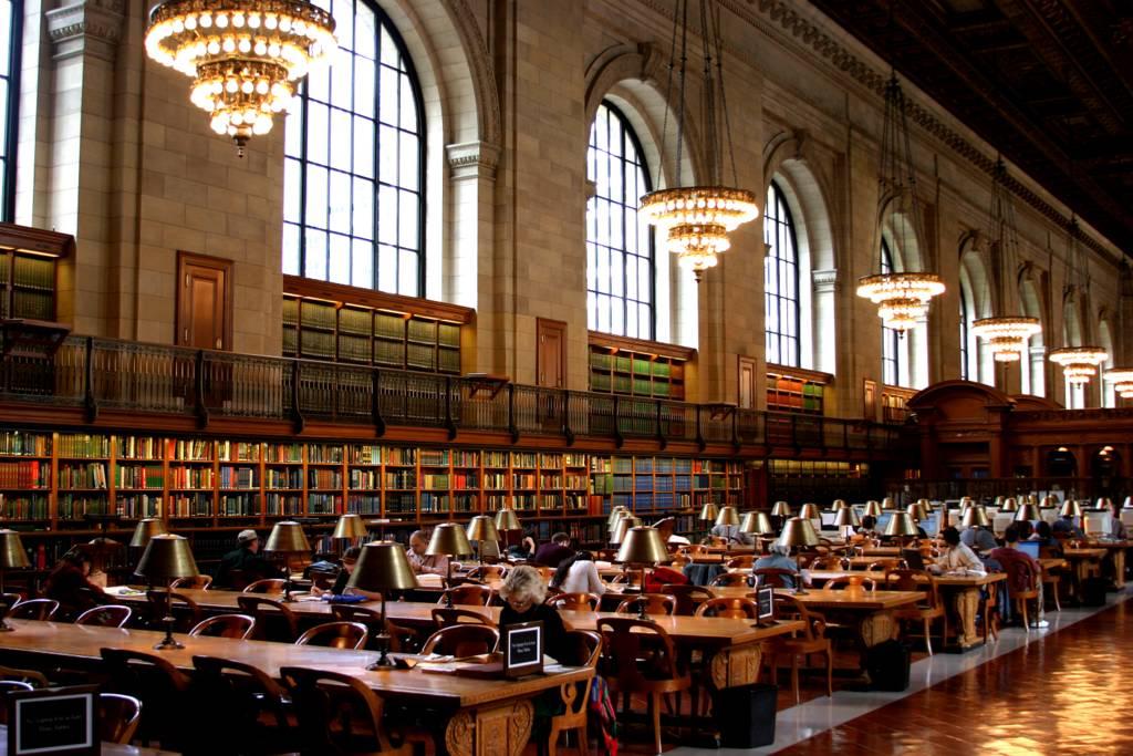 New York Public Library inizia mega digitalizzazione documenti non coperti da copyright