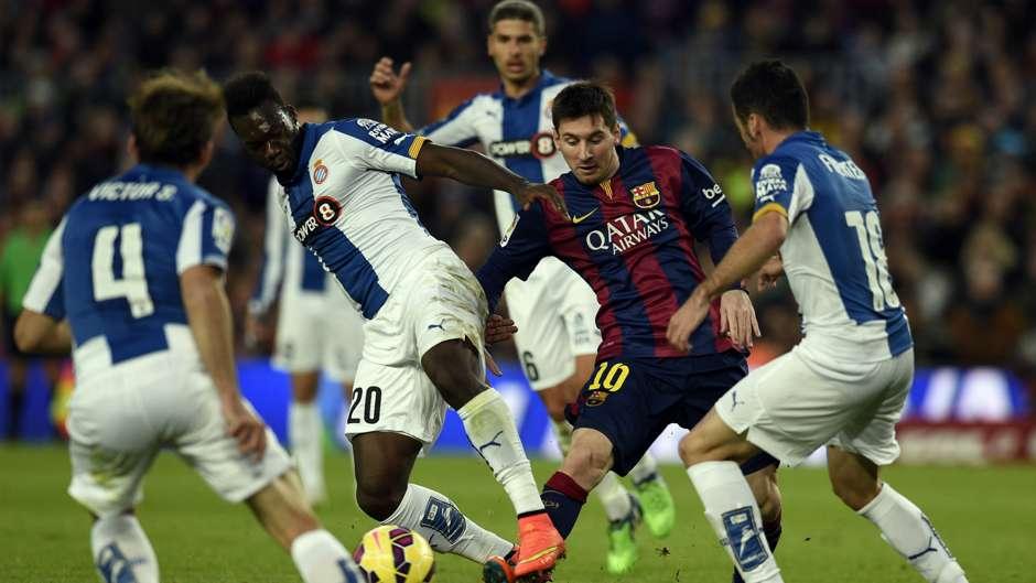 Messi offeso in campo da Alvarez:
