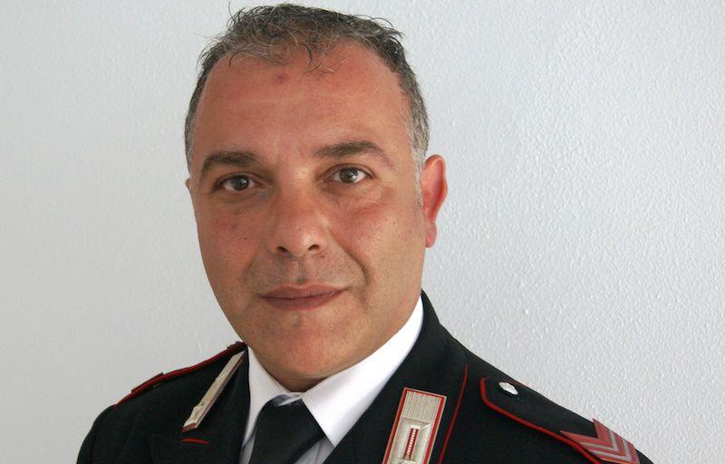 Carabiniere cade nella tromba delle scale e muore: addio a Gianluca Sciannaca